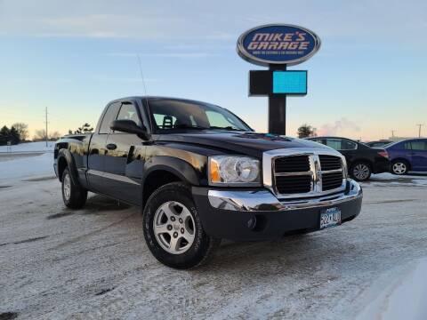 2005 Dodge Dakota for sale at Monkey Motors in Faribault MN