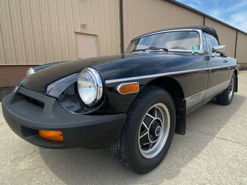 1980 MG MGB for sale at Prime Auto Sales in Uniontown OH