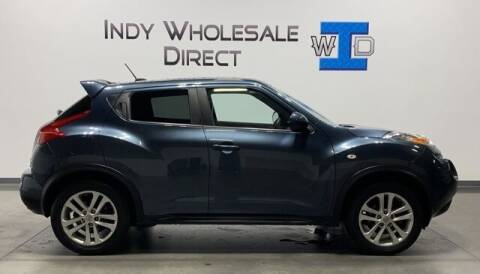 2012 Nissan JUKE for sale at Indy Wholesale Direct in Carmel IN