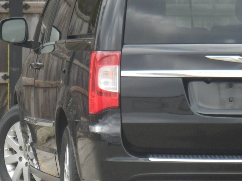 2012 Chrysler Town and Country for sale at Moto Zone Inc in Melrose Park IL