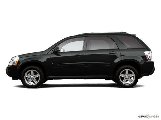 2006 Chevrolet Equinox for sale at CHAPARRAL USED CARS in Piney Flats TN