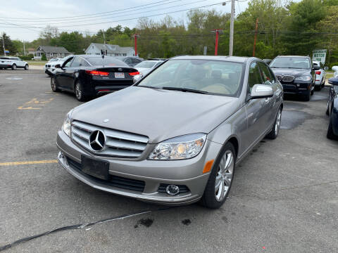 2008 Mercedes-Benz C-Class for sale at Top Quality Auto Sales in Westport MA