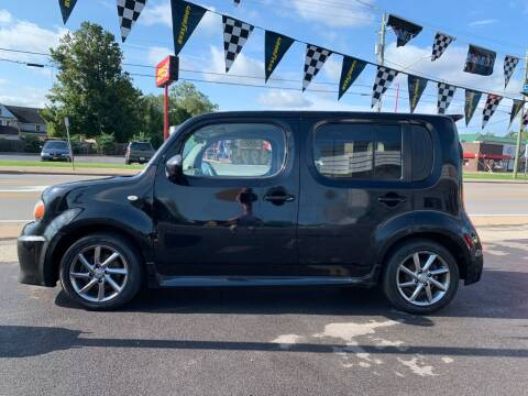 2009 Nissan cube for sale at Tomasello Truck & Auto Sales, Service in Buffalo NY