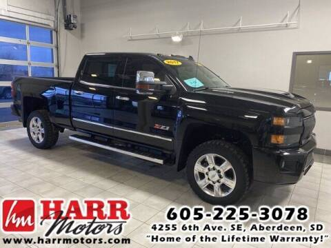 2017 Chevrolet Silverado 2500HD for sale at Harr's Redfield Ford in Redfield SD