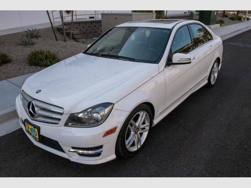 2013 Mercedes-Benz C-Class for sale at REVEURO in Las Vegas NV