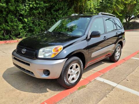2005 Toyota RAV4 for sale at DFW Autohaus in Dallas TX
