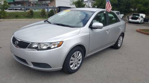 2012 Kia Forte for sale at A & A IMPORTS OF TN in Madison TN