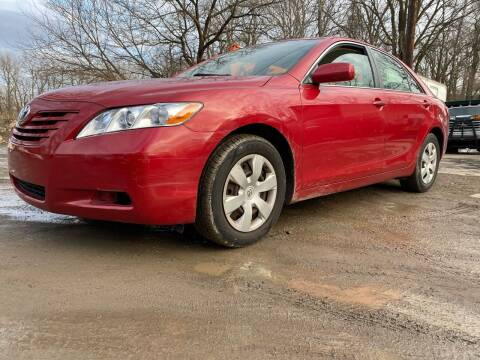 2007 Toyota Camry for sale at D & M Auto Sales & Repairs INC in Kerhonkson NY
