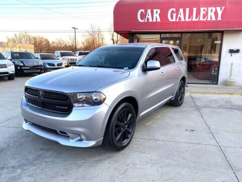 2013 Dodge Durango for sale at Car Gallery in Oklahoma City OK