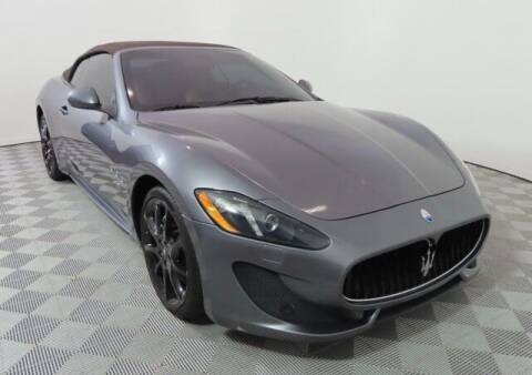2016 Maserati GranTurismo for sale at Autos by Jeff Scottsdale in Scottsdale AZ