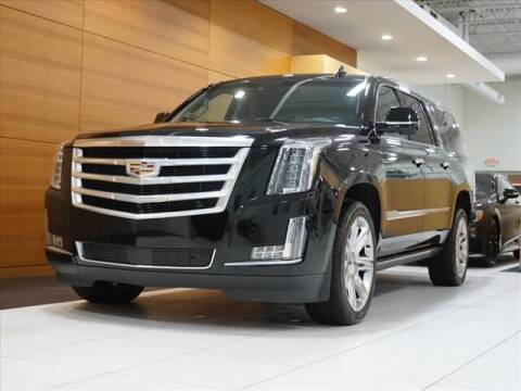 2017 Cadillac Escalade ESV for sale at Mercedes-Benz of North Olmsted in North Olmstead OH