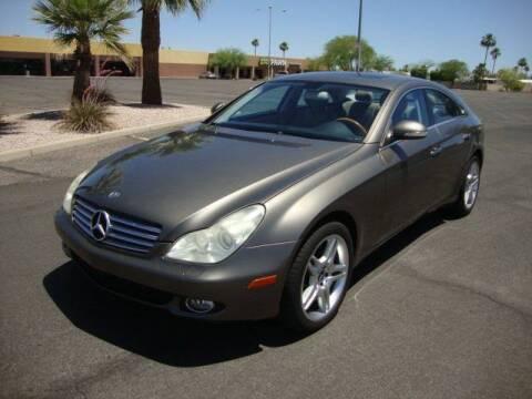 2006 Mercedes-Benz CLS for sale at FREDRIK'S AUTO in Mesa AZ