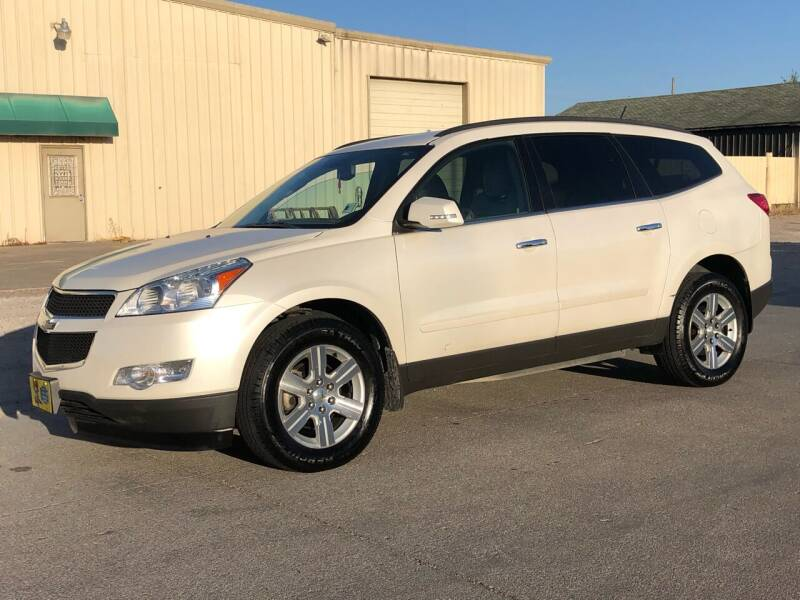2011 Chevrolet Traverse for sale at El Tucanazo Auto Sales in Grand Island NE
