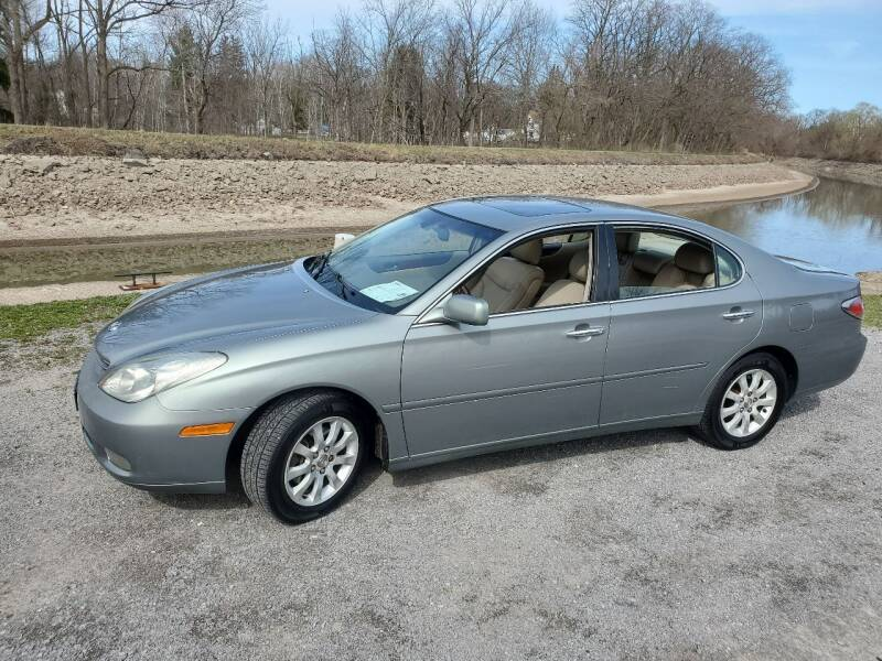 2004 Lexus ES 330 for sale at Auto Link Inc in Spencerport NY