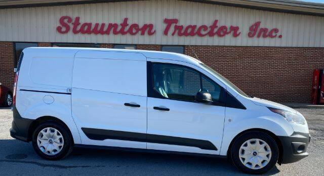 2017 Ford Transit Connect Cargo for sale at STAUNTON TRACTOR INC in Staunton VA
