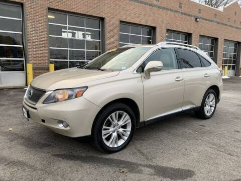 2011 Lexus RX 450h for sale at Matrix Autoworks in Nashua NH