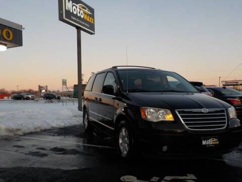 2010 Chrysler Town and Country for sale at MotoMaxx in Spring Lake Park MN