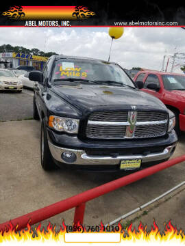 2005 Dodge Ram Pickup 1500 for sale at Abel Motors, Inc. in Conroe TX