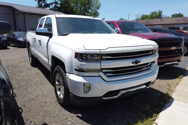 2017 Chevrolet Silverado 1500 for sale at RS Motors in Falconer NY