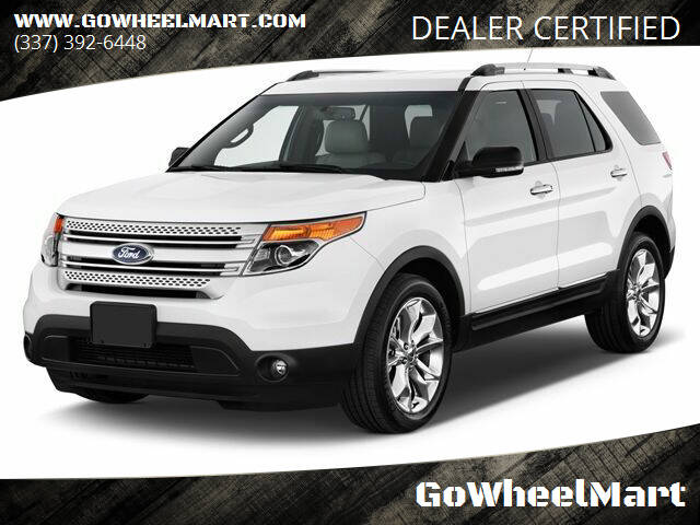 2014 Ford Explorer for sale at GOWHEELMART in Available In LA