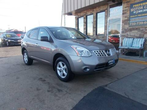 2010 Nissan Rogue for sale at Preferred Motor Cars of New Jersey in Keyport NJ