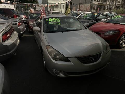 2005 Toyota Camry Solara for sale at Best Cars R Us LLC in Irvington NJ
