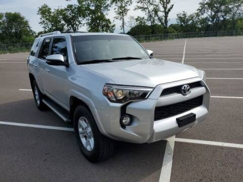 2016 Toyota 4Runner for sale at Parks Motor Sales in Columbia TN