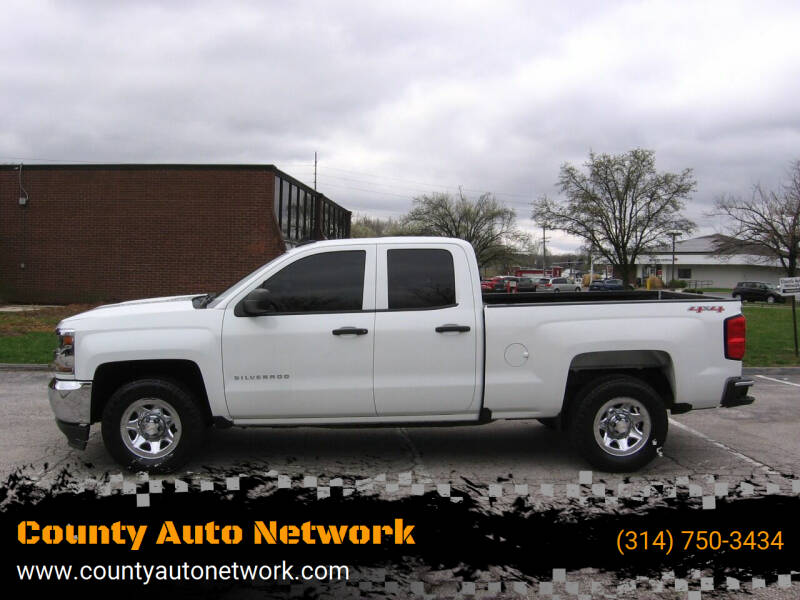 2017 Chevrolet Silverado 1500 for sale at County Auto Network in Ballwin MO