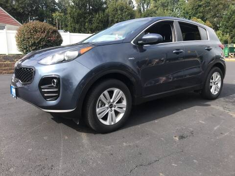 2019 Kia Sportage for sale at CARSTORE OF GLENSIDE in Glenside PA