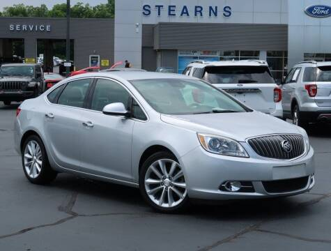 2014 Buick Verano for sale at Stearns Ford in Burlington NC