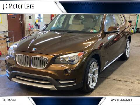 2014 BMW X1 for sale at JK Motor Cars in Pittsburgh PA