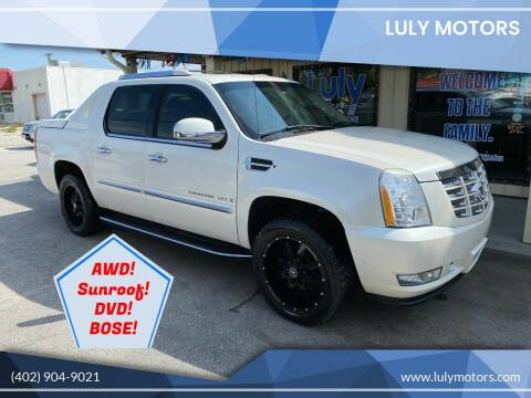 2008 Cadillac Escalade EXT for sale at Luly Motors in Lincoln NE