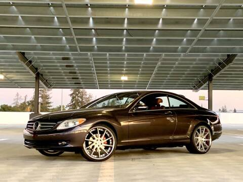 2008 Mercedes-Benz CL-Class for sale at Car Hero LLC in Santa Clara CA