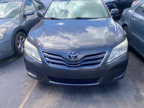 2011 Toyota Camry for sale at Whiting Motors in Plainville CT