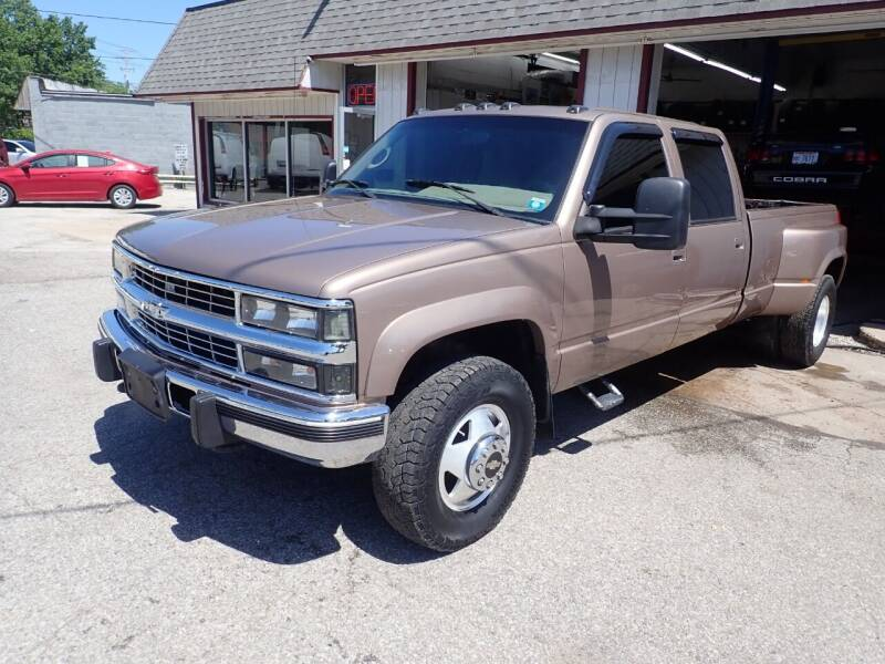 1995 Chevrolet C/K 3500 Series for sale at Transportation Outlet Inc in Eastlake OH