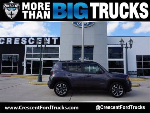2016 Jeep Renegade for sale at Crescent Ford in Harahan LA