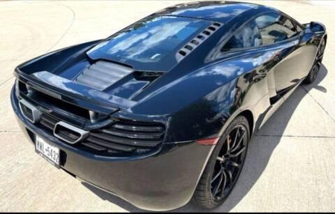 2012 McLaren MP4 for sale at Classic Car Deals in Cadillac MI