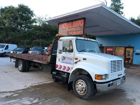 1999 International 4700 for sale at Global Auto Sales and Service in Nashville TN