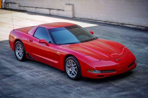 2002 Chevrolet Corvette for sale at MS Motors in Portland OR