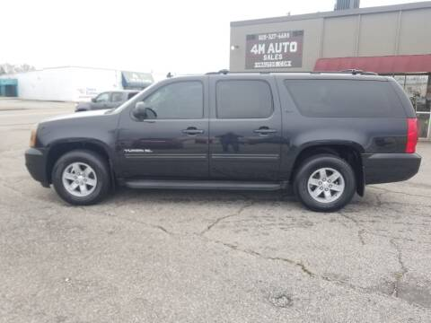 2011 GMC Yukon XL for sale at 4M Auto Sales | 828-327-6688 | 4Mautos.com in Hickory NC