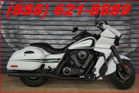 2016 Kawasaki Vaquero for sale at AZautorv.com in Mesa AZ
