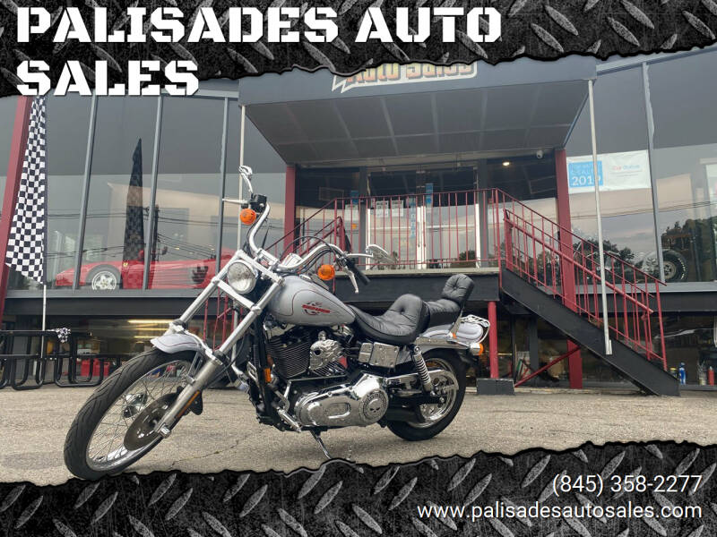 1999 Harley-Davidson FXDWG for sale at PALISADES AUTO SALES in Nyack NY