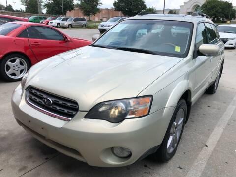 2005 Subaru Outback for sale at Thumbs Up Motors in Warner Robins GA