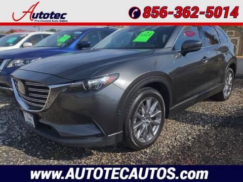 2020 Mazda CX-9 for sale at Autotec Auto Sales in Vineland NJ