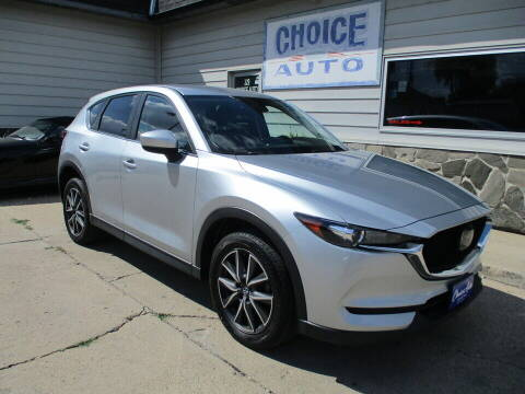 2018 Mazda CX-5 for sale at Choice Auto in Carroll IA