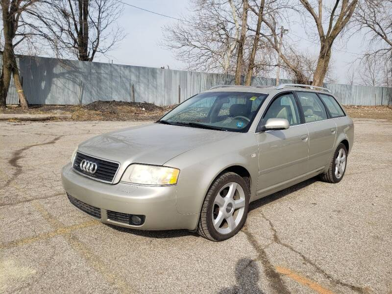 2004 Audi A6 for sale at Flex Auto Sales in Cleveland OH