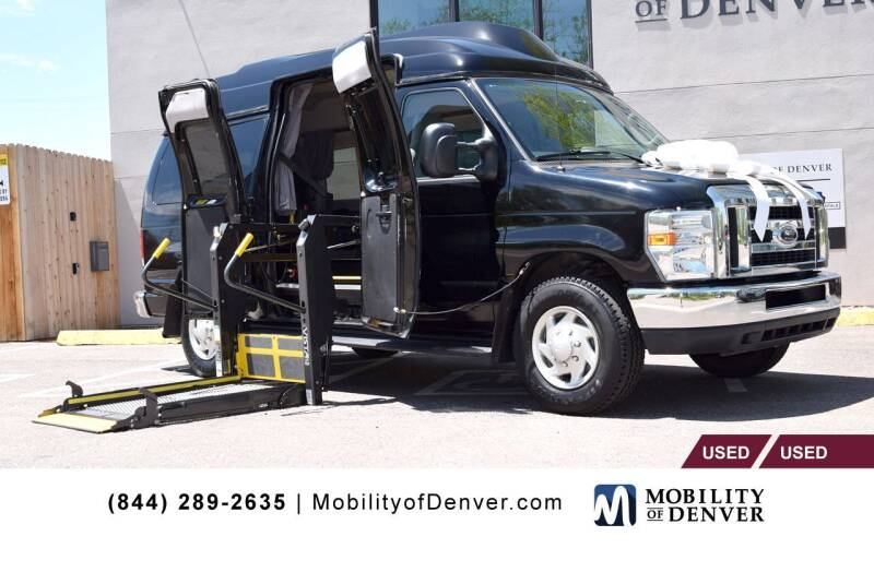 2012 Ford E-Series Wagon for sale at CO Fleet & Mobility in Denver CO