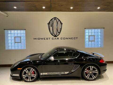 2012 Porsche Cayman for sale at Midwest Car Connect in Villa Park IL