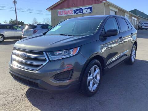2018 Ford Edge for sale at Auto Martt, LLC in Harrodsburg KY