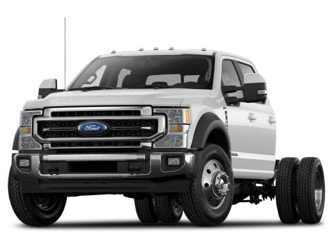 2021 Ford F-550 Super Duty for sale at BROADWAY FORD TRUCK SALES in Saint Louis MO